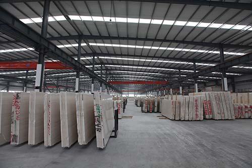 天津市宏星发展有限公司车间钢结构工程(10.32万m2)