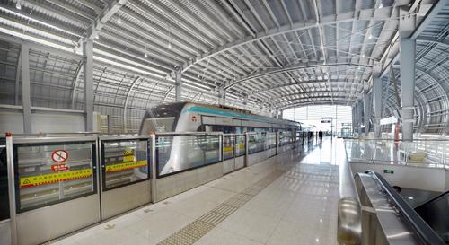 天津南站配套交通工程机电安装工程
