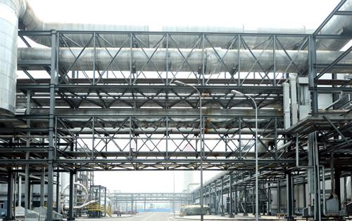 网架及管廊钢结构工程